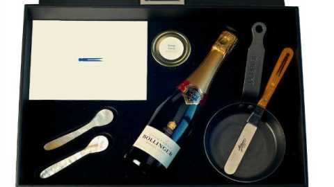 The Holiday A-List: French Laundry To-Go | StyleCaster