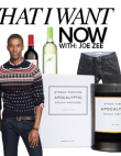 What I Want Now: Joe Zee's Holiday Shopping List