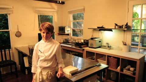 Move Over Thomas Keller, Is 14-Year-Old Flynn McGarry the Next Great Chef? | StyleCaster