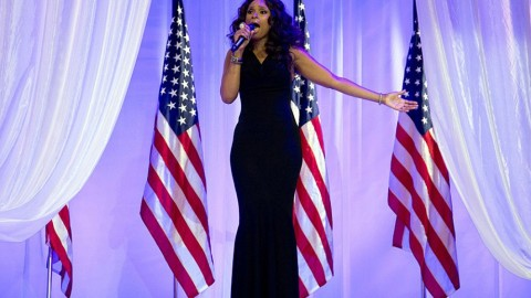 Inaugural Balls Star Studded Affairs With Jennifer Hudson, Usher, and Katy Perry Performing | StyleCaster
