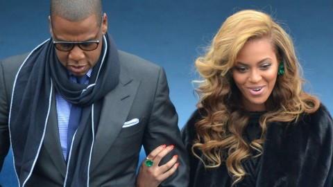 Beyoncé and Jay-Z Arrive at Obama's Inauguration: See What They Wore | StyleCaster