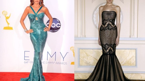 Golden Globe Fashion Predictions: Dressing the Nominees in Spring 2013 Collections | StyleCaster