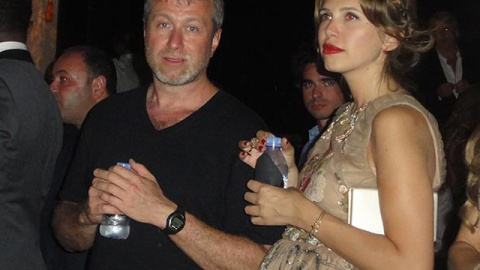 Everything You Need to Know About Roman Abramovich and Dasha Zhukova's St. Barts New Year's Eve Bash   StyleCaster