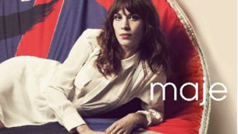 """Coffee Break Catch-Up: Alexa Chung's New Maje Ad, Alec Baldwin Wants To Be On """"Girls,"""" More 