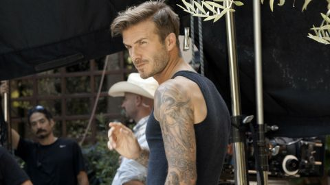 First Look: H&M's New Bodywear Campaign Starring David Beckham and Directed by Guy Ritchie | StyleCaster