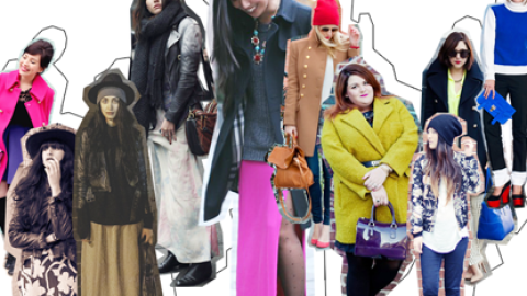 Go Ahead, Copy Them: Top Fashion Bloggers Share Their Go-To Winter Styling Tips   StyleCaster