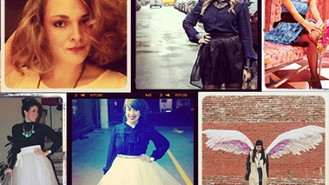 Channeling the '80s: Some Of Our Favorite #MyCarrieStyle Submissions (Plus, Still A Chance To Win $500!) | StyleCaster