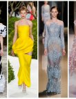 Stunning Looks From Paris Couture Week: Chanel, Dior, Valentino, More