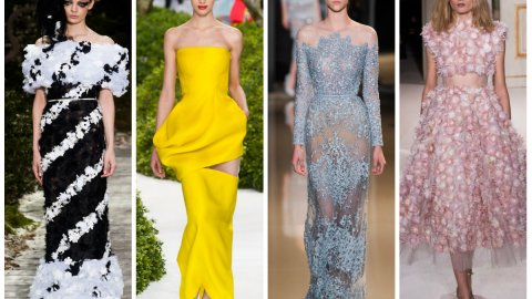 Stunning Looks From Paris Couture Week: Chanel, Dior, Valentino, More   StyleCaster