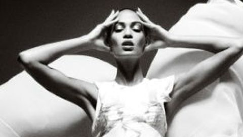 Joan Smalls Stars In Prabal Gurung's Spring 2013 Campaign   StyleCaster