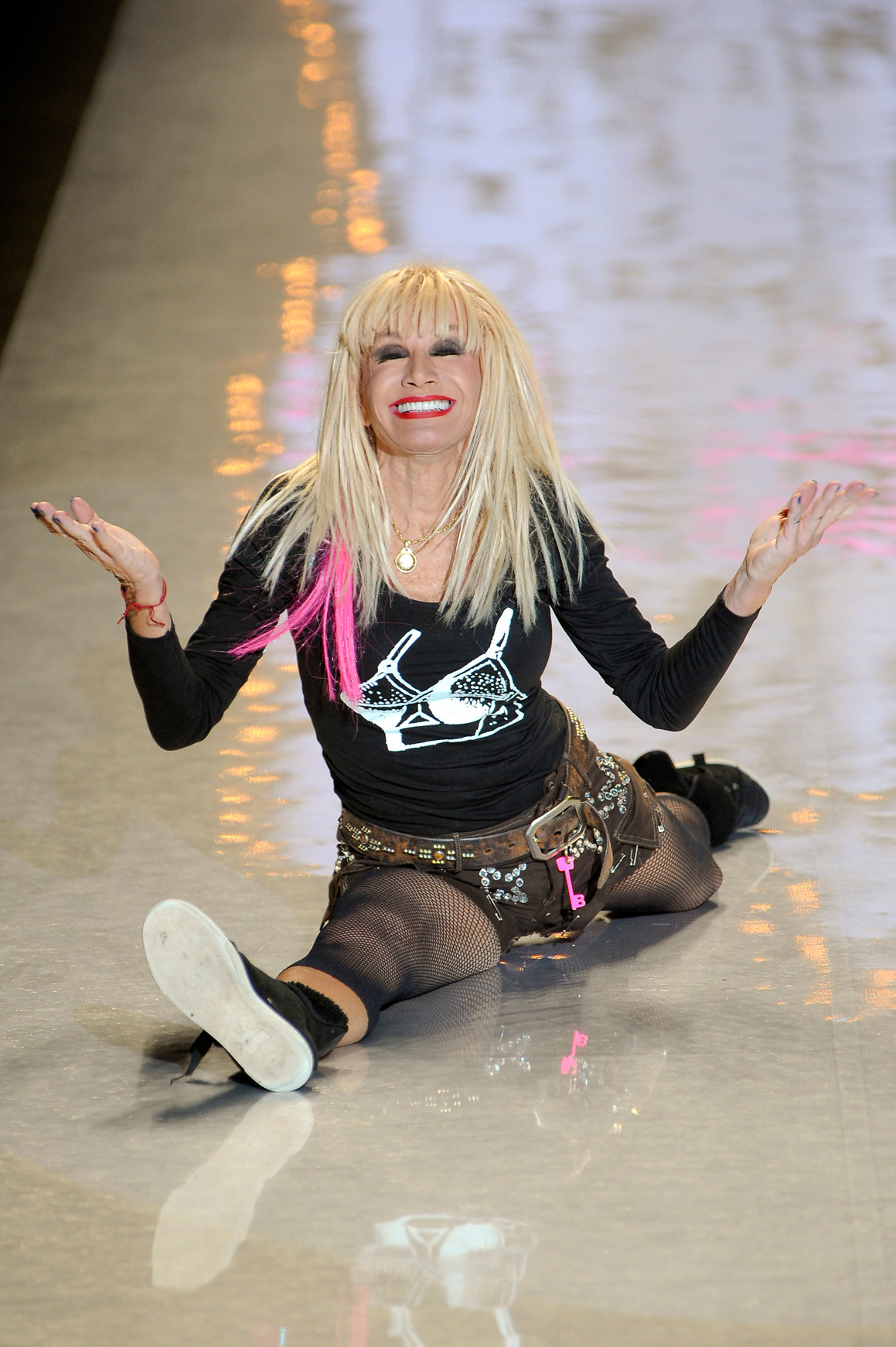 jognson Change of Plans: Betsey Johnson Will Be Showing At New York Fashion Week After All