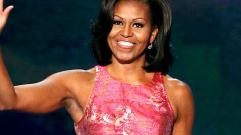 StyleCaster Top 10: Michelle Obama's DNC Dress For Sale, Beckham Brood Moving To U.K., More   StyleCaster