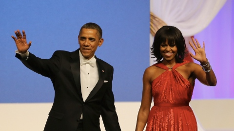 Michelle Obama Chooses Jason Wu (Again!) For Inaugural Ball Gown   StyleCaster