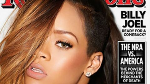 See Rihanna's Rolling Stone Cover Shot By Terry Richardson | StyleCaster