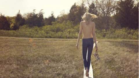 Wrangler's New Line Of Moisturizing Jeans: Game-Changing Or Gimmicky? | StyleCaster