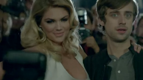 Watch Kate Upton and Usher in Mercedes-Benz's Super Bowl Ad | StyleCaster
