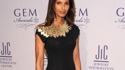 Padma Lakshmi: A New Jewelry Line, New Alaïa Heels, And A New Zulu Headdress (Really!) | StyleCaster