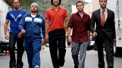 "Bros, Rejoice: ""Entourage"" Movie is Happening 