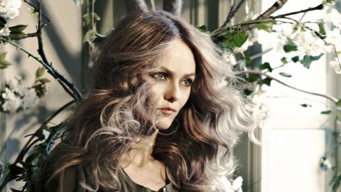 Vanessa Paradis Stars In H&M's Conscious Collection Campaign | StyleCaster