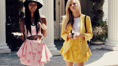 "This Is Amazing: Wildfox Recreates ""Clueless"" For Its Spring 2013 Campaign 