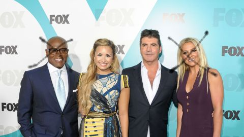 """And Then There Were Two: Britney Spears Leaving """"X Factor"""" 