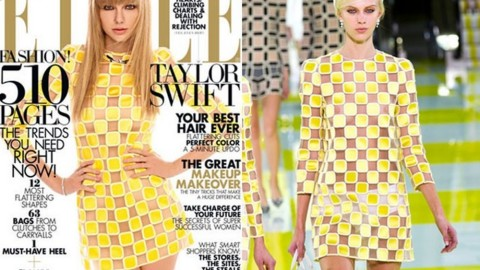 Runway to Taylor Swift: The Singer Rocks Full Spring 2013 Looks in New Elle Spread | StyleCaster