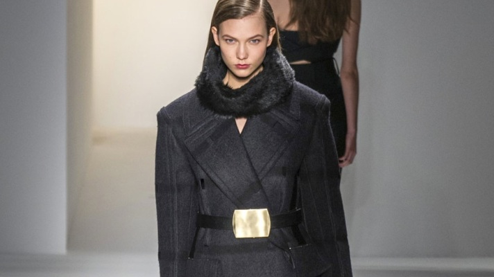All the Looks: Calvin Klein's Structured, Modern Fall 2013 Collection