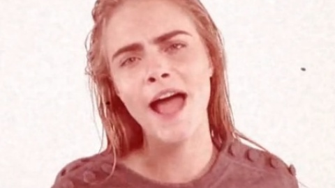 Yet Another Thing Cara Delevingne Is Good At: Listen To Her Sing Really, Really Well   StyleCaster