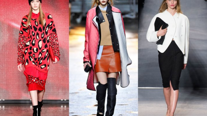 New York Fashion Week: 10 Big Trends For Fall 2013
