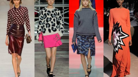 The Best of London Fashion Week: Burberry, Christopher Kane, Tom Ford, More | StyleCaster
