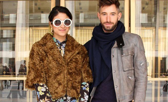 Street Style New York Fashion Week: Day 1