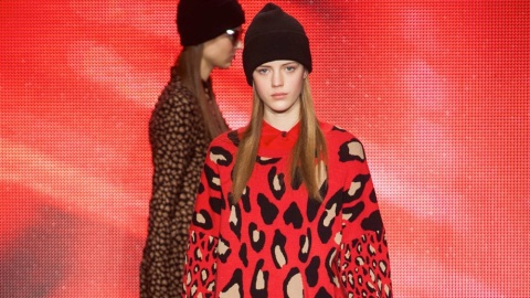 All the Looks: DKNY's Thoroughly Modern Fall 2013 Collection | StyleCaster