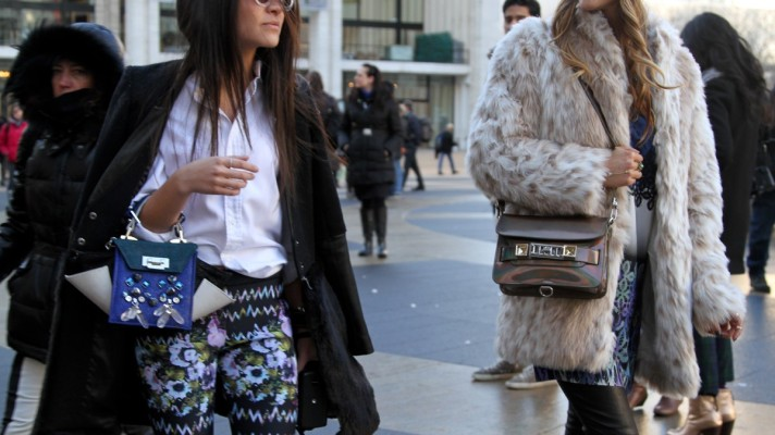 Street Style From New York Fashion Week: Days 4 and 5