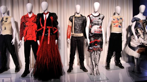 A sneak peek at the Costume Institute's next big exhibit 'Punk: Chaos to Couture' | StyleCaster