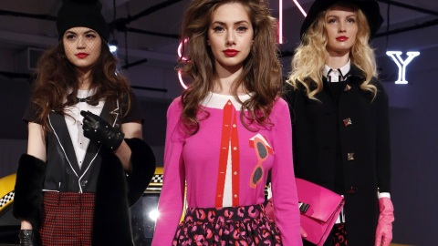 All The Looks: Kate Spade's eclectic and colorful Fall 2013 collection | StyleCaster