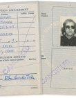 On the Auction Block: Elton John's Passport and a Warhol Soup Can