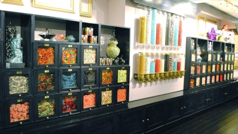 Inside Cynthia Rowley's Upper East Side Townhouse Boutique CuRious Candy   StyleCaster