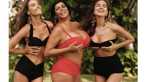 Big Ang From 'Mob Wives' Lands Spread in Second Issue of Carine Roitfeld's 'CR Fashion Book' | StyleCaster