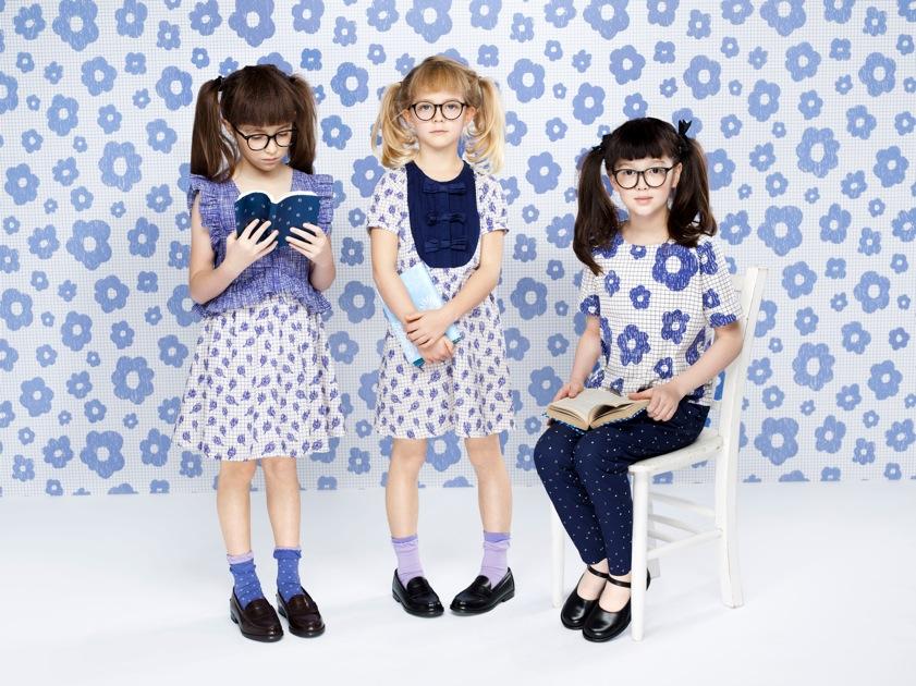 kw Designer Karen Walker To Collaborate with Uniqlo on Childrens Line