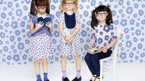 Designer Karen Walker To Collaborate with Uniqlo on Children's Line | StyleCaster
