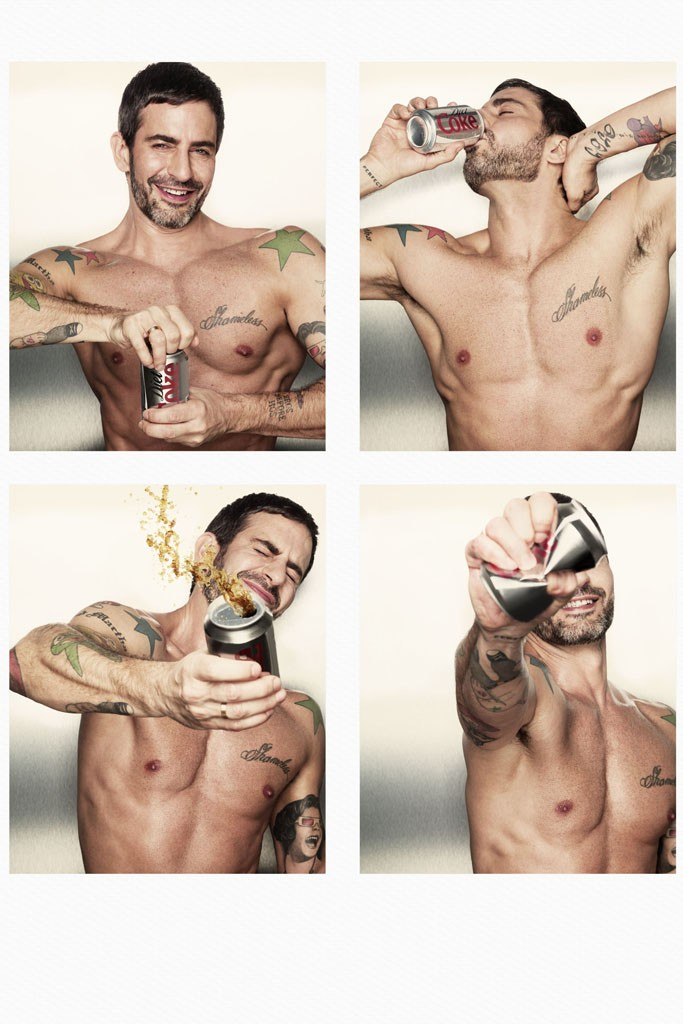 marc Why Marc Jacobs (And Other Stars) Accept Creative Director Roles at Brands Like Diet Coke