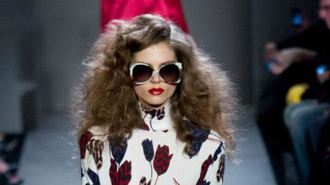 All The Looks: Modern Nostalgia at Marc By Marc Jacobs' Fall 2013 Collection | StyleCaster