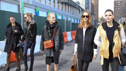 Street Style From New York Fashion Week: Days 6 and 7 | StyleCaster
