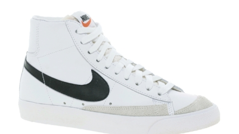Want: A Pair of Retro-Cool Nike Blazer Mid '77s Sneakers | StyleCaster
