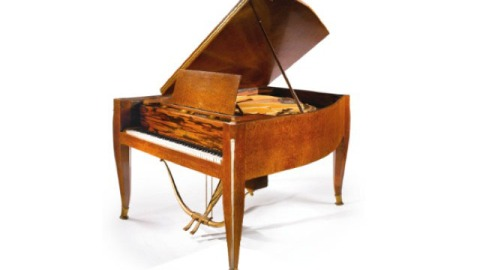 On the Auction Block: An Edith Piaf Autograph and a Rare Piano | StyleCaster