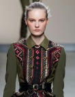 All the Looks: Prabal Gurung's Warrior-Chic Fall 2013 Collection