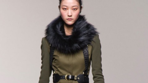 """NYFW Backstage Video: Prabal Gurung on the """"Armor"""" of His Fall Collection 