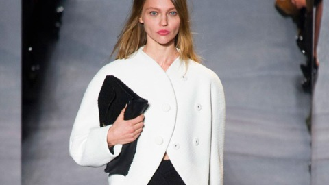 All the Looks: Proenza Schouler's Ladylike, Grown-Up Fall 2013 Collection | StyleCaster