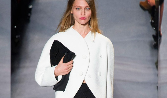 All the Looks: Proenza Schouler's Ladylike, Grown-Up Fall 2013 Collection