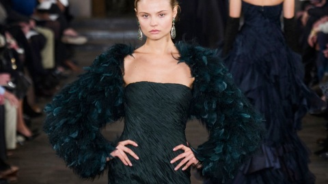 All the Looks: Ralph Lauren's Opulent, Sophisticated Fall 2013 Collection | StyleCaster